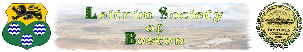 County Leitrim Society of Boston